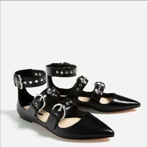 ZARA women's sandals